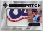 2009 Upper Deck Ultimate Collection Phil Niekro Patch