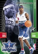 2009/10 Panini Adrenalyn Allen Iverson All Star