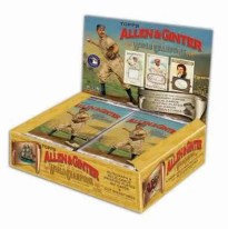 2010 Topps Allen and Ginter Baseball Hobby Box