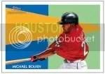 Topps Chicle Baseball Michael Bourn