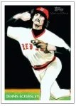 2010 Topps Chicle Dennis Eckersley