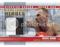 2010 Ringside Boxing Micky Ward