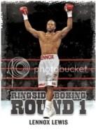 2010 Ringside Boxing Lennox Lewis Base