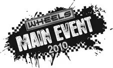 2010 Press Pass Wheels Main Event Racing