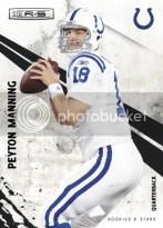 2010 Panini Rookies & Stars Peyton Manning