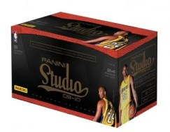 2009/10 Panini Studio Basketball Box