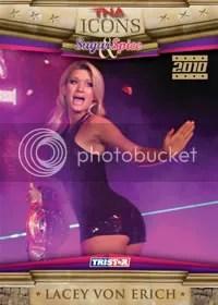 2010 TNA Icons Lacey Von Erich