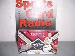 2010/11 Panini Limited Basketball Box Break