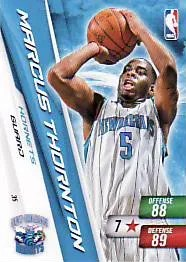 2010-11 Adrenalyn NBA Series 2 Marcus Thornton Free Code