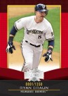 2011 Topps Triple Threads Ryan Braun Base Card