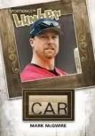 2010 Sports Kings Gum Mark McGwire Lumber Bat Card