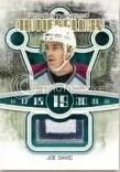 2010 Sports Kings Numerology Memorabilia Insert Card