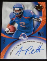 2011 Ultimate Collection Austin Pittis Autograph
