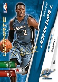 2010/11 John Wall Adrenalyn RC Series 2