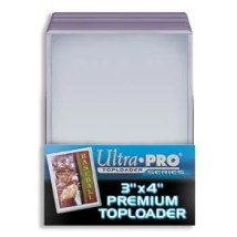 Ultra Pro 3x4 Standard Card Size Top Loader Holder