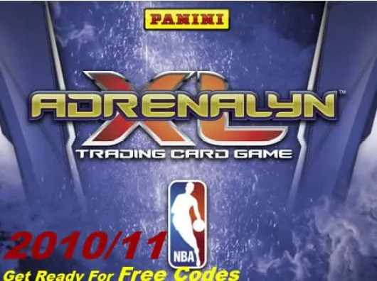 2010/11 Panini Adrenalyn XL Basketball Promo