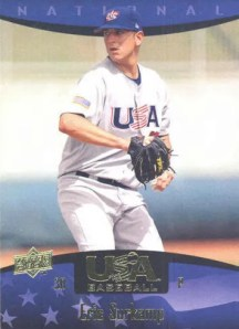 2008 Upper Deck USA Eric Surkamp