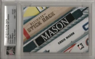 10/11 ITG Ultimate Stick Rack Chris Mason