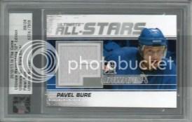 10/11 ITG Ultimate All-Stars Pavel Bure