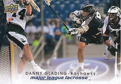 2010 Upper Deck Mll Lacrosse Danny Glading