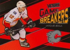 2010/11 UD Victory Game Breakers Jarome Iginla