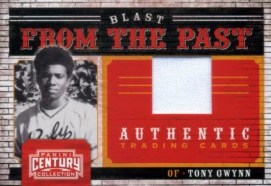 2010 Panini Century Collection Tony Gwynn Jersey