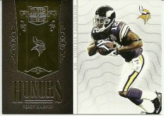2010 Panini Plates Patches Percy Harvin