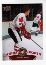 2010 World of Sports Bobby Orr Sp