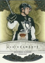 2010-11 Crown Royale Sidney Crosby Regal Insert