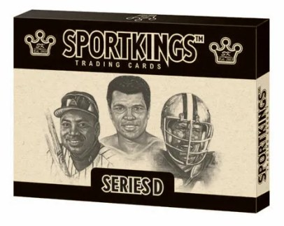 2010 Sportkings Series D Hobby Trading Card Box