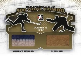 2010/11 ITG Ultimate 500 Goal Combo