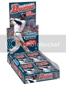 2010 Bowman Draft Picks and Prospects Baseball Hobby Box