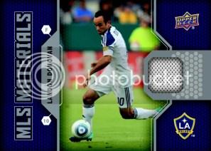 2011 Upper Deck MLS Soccer Landon Donovan Jersey