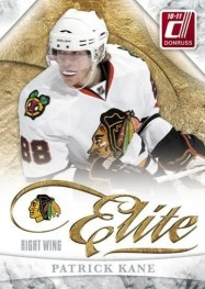 2010/11 Patrick Kane Donruss Elite