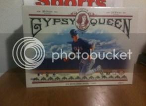 2011 Topps Gypsy Queen Baseball Box Photo