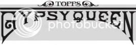 2011 Topps Gypsy Queen Baseball Logo