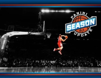 2010-11 Panini Season Update Basketball Box