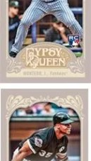 2012 Topps Gypsy Queen Frank Thomas Autograph Mini