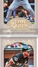 2012 Topps Gypsy Queen Frank Thomas Autograph Mini