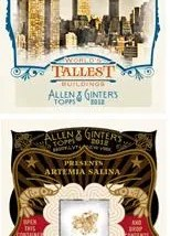 2012 Topps Allen & Ginter Hatch & Grow