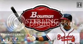 2010 Bowman Sterling Baseball Box Photo