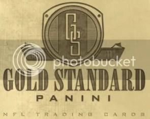 2011 Panini Gold Standard Football