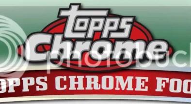 2011 Topps Chrome Football