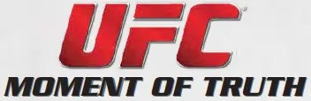 2011 Topps UFC Moment of Truth Logo