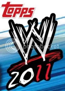 2011 Topps WWE Box