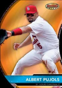 2011 Bowman Albert Pulost Bowmans Best