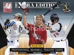 2011 Donruss EEE Baseball Sell Sheet
