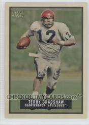 2011 Topps Magic Terry Bradshaw Sp Card