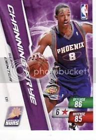 2010-11 Adrenalyn NBA 2 Channing Frye