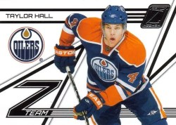 2010-11 Panini Z-Team Taylor Hall Card